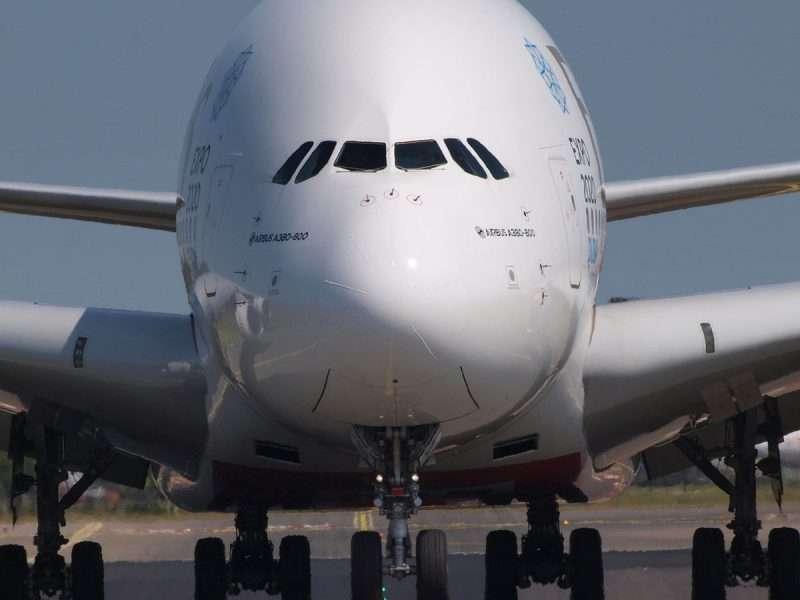 Vliegverkeer neemt veel plek in