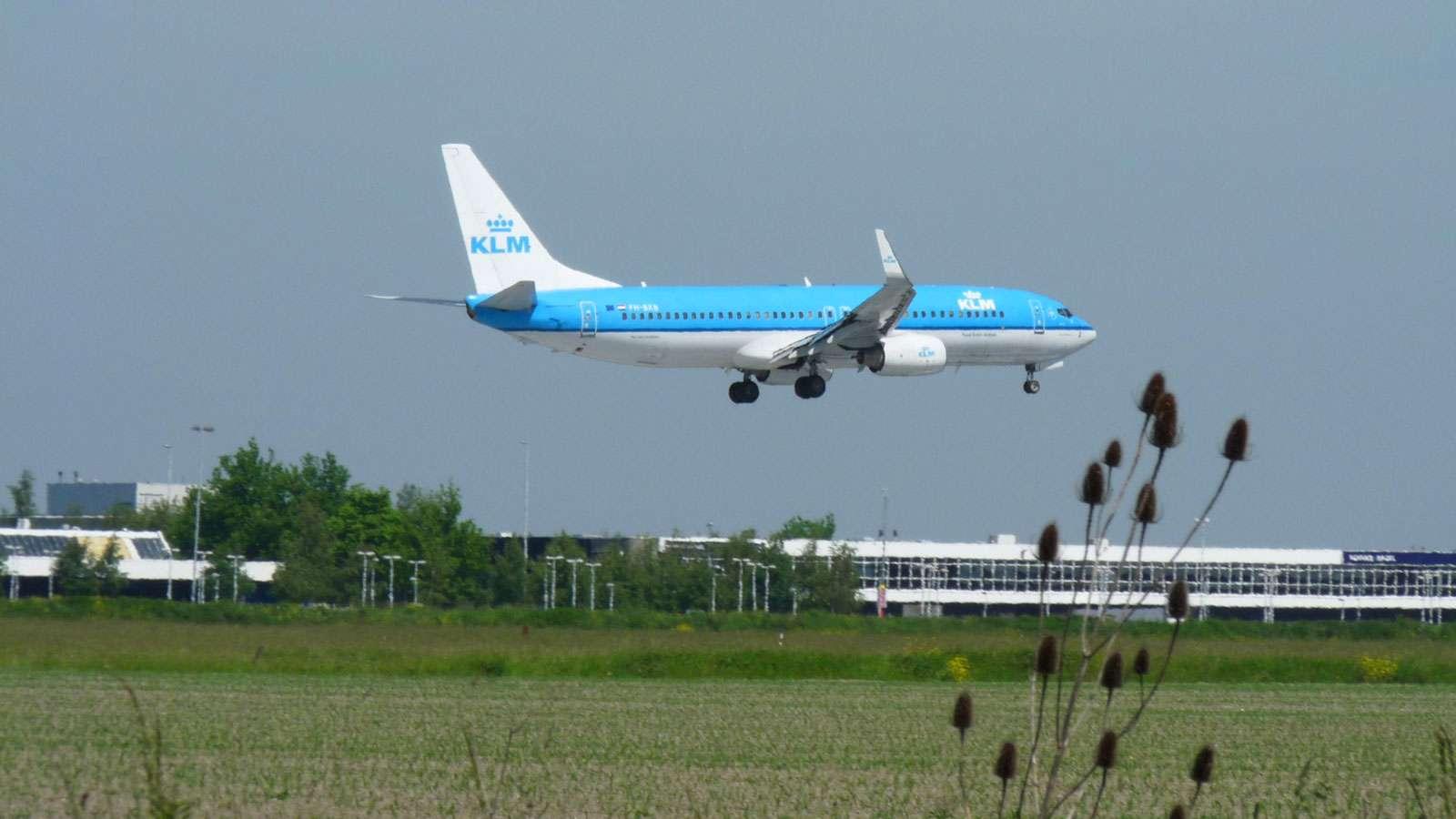 Greenpeace wil via rechter staatssteun KLM terugdraaien