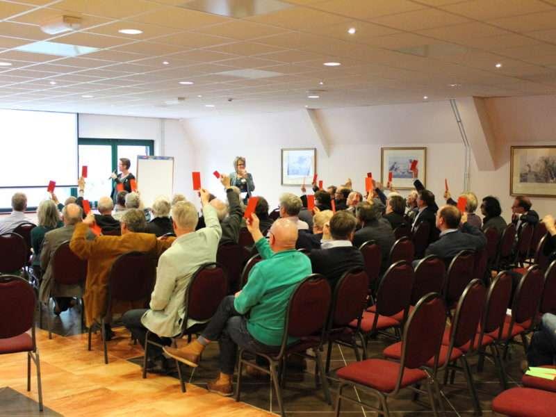 Symposium Eerlijk over vliegen druk bezocht