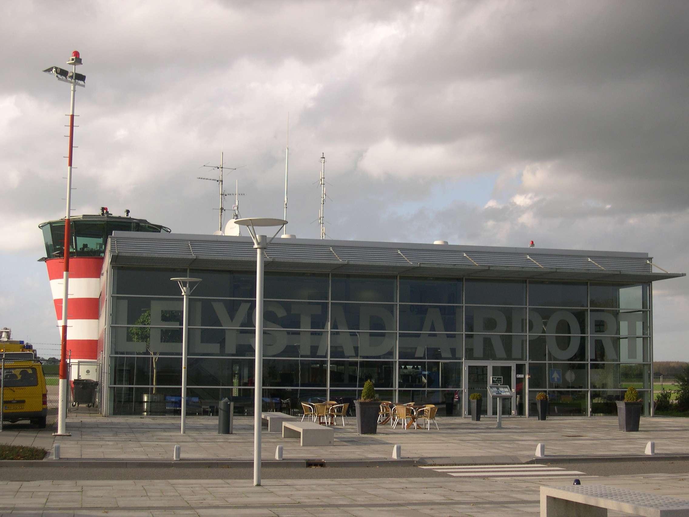Laat uitstel Lelystad Airport afstel zijn