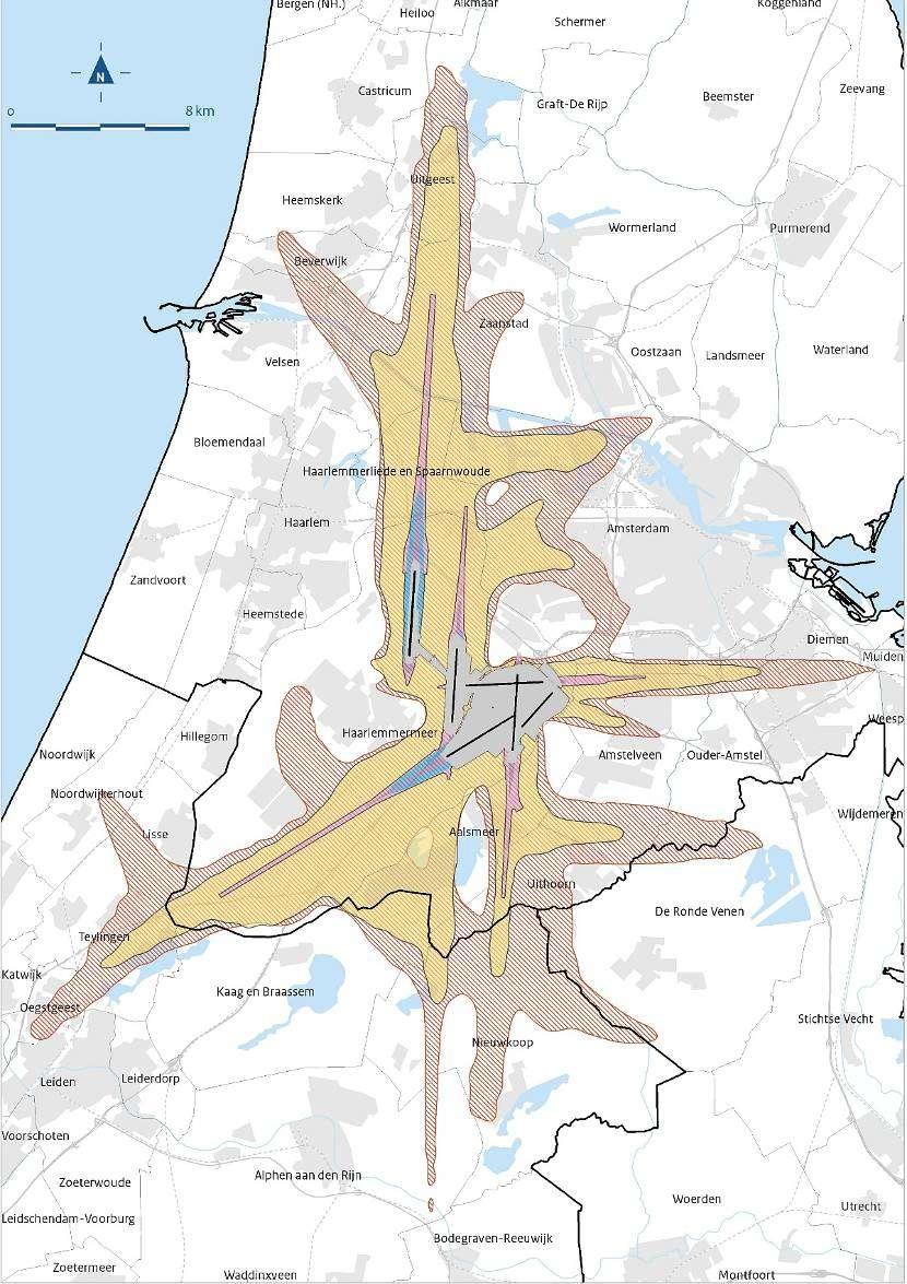 Omwonenden van Schiphol slepen minister Visser voor de rechter om vliegtuiglawaai